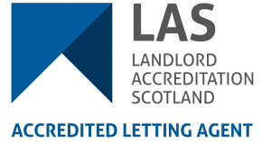 LAS – Landlord Accreditation Scotland logo