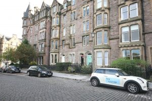 Primary image for Warrender Park Terrace, Marchmont