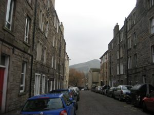 Primary image for Lyne Street, Calton Hill
