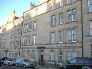 Primary image for Comely Bank Row, City Centre