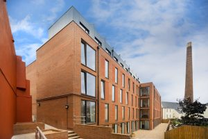 Primary image for Nido Student Accommodation, West Park Place, Haymarket, Edinburgh, EH11 2EE