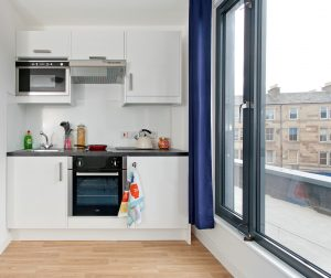 Primary image for Nido Student Accommodation, West Park Place, Haymarket, Edinburgh, EH11 2EE