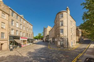 Primary image for North West Circus Place, Stockbridge